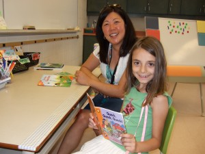 Grade 1 Reading Recovery Student katelyn 1