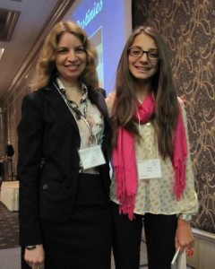Katelyn, Speaker at Reading Recovery Annual Conference