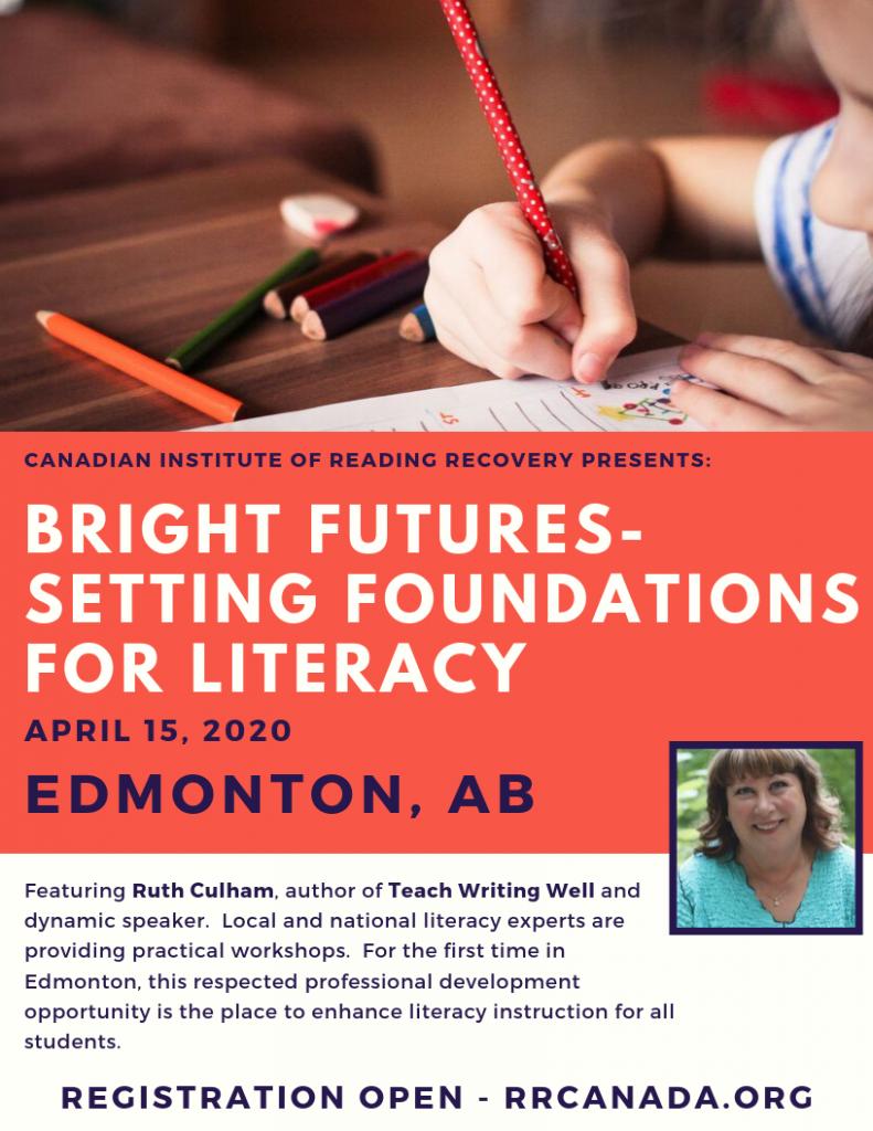 Edmonton LIteracy Conference