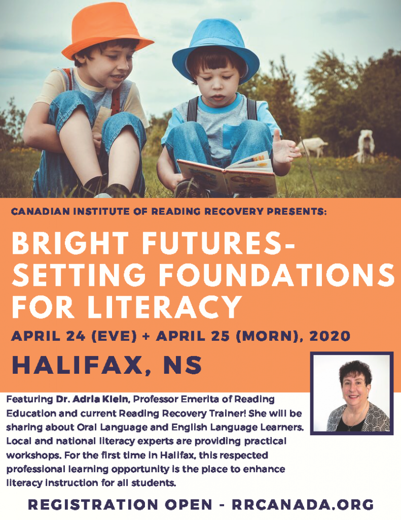 Halifax Literacy Conference