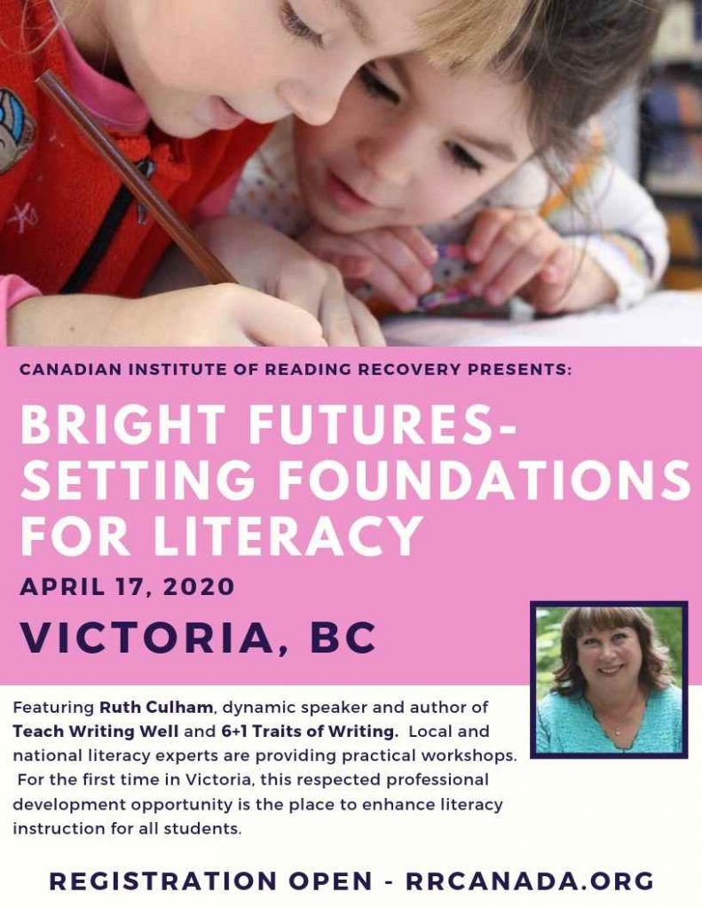 Literacy Conference in Victoria